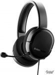 Гарнитура SteelSeries Arctis Raw, 2x jack 3.5 мм, черный (61496)