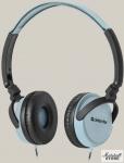 Гарнитура Defender Accord-160, черный/синий (63161)
