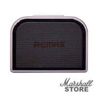 Портативная акустика Remax RB-M8 mini, серый