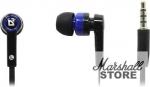 Наушники с микрофоном Defender Pulse-420, Черный-синий (63423)