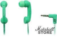 Наушники с микрофоном SmartBuy HELLO, Зеленый (SBH-240)