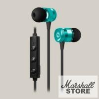Гарнитура Bluetooth Nobby Practic B-050, бирюзовый (NBP-BH-41-84)
