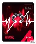 Наушники с микрофоном e2e4 Pulse, черный (ОТ-HDPHM-PLS-B)