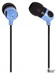 Наушники SmartBuy Music Point внутриканальные, синие (SBE-2500)