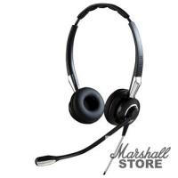 Гарнитура Bluetooth Jabra BIZ 2400 II Duo USB, черный (2499-823-209)