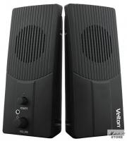 "Акустика 2.0 VELTON VLT-SP209 (2x1W, 3.5 Jack, питание USB)"""
