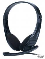 Гарнитура Oklick HS-M150, черный (428963)