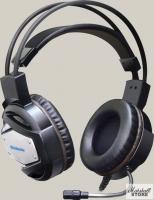 Гарнитура Defender Warhead G-500, USB, черный (64151)