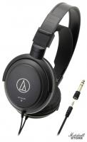 Наушники Audio-Technica ATH-AVC200, черный