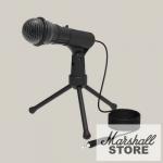 Микрофон Ritmix RDM-120, конденсаторный, черный