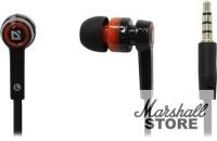 Наушники с микрофоном Defender Pulse-420, Черный-красный (63424)