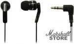 Наушники SmartBuy EGO II Внутриканальные, 1.2м, черные (SBE-1000)