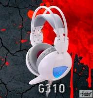 Гарнитура A4Tech Bloody G310, белый