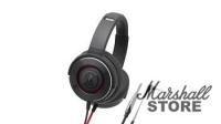 Наушники Audio-Technica ATH-WS550iS BRD, черный/красный