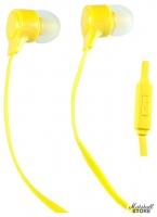 Наушники Perfeo HANDY, желтый