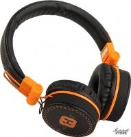Гарнитура Bluetooth Harper HB-202, черный/оражевый