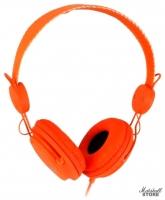 Наушники SmartBuy Trio полноразмерные, оранжевые (SBE-9110)