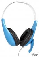 Наушники Cosonic CH-6006A, голубой