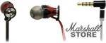 Наушники с микрофоном Sennheiser MOMENTUM In-Ear M2 IEi, Красный/черный