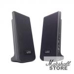 Акустика 2.0 CBR CMS, 295 2x1W, USB, черный