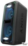 Портативная акустика Sony GTK-XB7B, 470W, NFC, BT, черный (GTKXB7B.RU1)