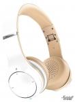 Наушники с микрофоном Bluetooth Pioneer SE-MJ771BT-W, белый