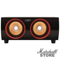 Акустика 2.0 CBR CMS 599, 2x3W, USB, Wooden