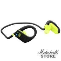 Гарнитура Bluetooth JBL Endurance Dive, черный/зеленый (JBLENDURDIVEBNL)