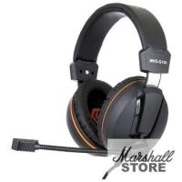Гарнитура Gembird MHS-G100, черный/оранжевый