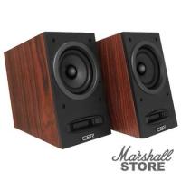 Акустика 2.0 CBR CMS 590, 2x5W, USB, Wooden