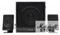 Акустика 2.1 Microlab M-800, 2x12W+16W, черный
