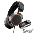 Гарнитура SteelSeries Arctis Pro GameDAC, USB, черный (61453)