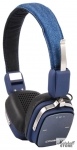 Гарнитура Bluetooth Crown CMBH-9301, синий
