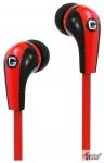 Наушники GAL MP-030 Черный-красный