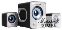 Акустика 2.1 SmartBuy Buzz (MP3, ПДУ), черно-серые (SBA-2600)