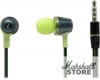 Наушники с микрофоном SVEN SEB-190M, черный/зеленый (SV-013080)