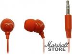 Наушники SmartBuy Color Trend Внутриканальные, 1.2м, красные (SBE-3300)