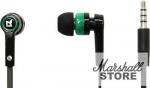Наушники с микрофоном Defender Pulse-420, Черный-зеленый (63422)