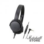 Гарнитура Audio-Technica ATH-AR1iSBK, черный
