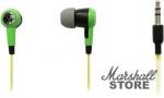 Наушники SmartBuy TOXIC, Зеленый (SBE-2700)
