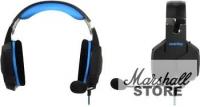 Гарнитура SmartBuy RUSH VIPER, черный/синий(SBHG-2000)