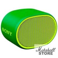 Портативная акустика Sony SRS-XB01, 3W, зеленый