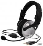 Гарнитура Koss SB49 Silver-Black