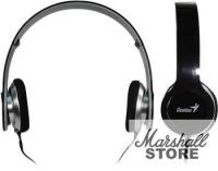 Наушники с микрофоном Genius HS-M430, черный