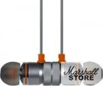 Гарнитура Bluetooth Defender OutFit B710, черный/оранжевый (63712)