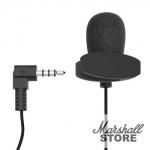 Микрофон Ritmix RCM-102, конденсаторный, черный