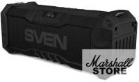 Портативная акустика 1.0 SVEN PS-430 15W, BT/USB, черный