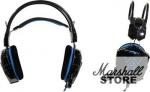Гарнитура SmartBuy RUSH COBRA, черный/синий(SBHG-1000)