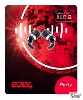 Наушники e2e4 Party, черный (ОТ-HDPH-PARTY-B)
