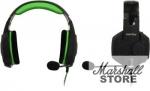 Гарнитура SmartBuy RUSH TAIPAN, черный/зеленый(SBHG-3100)
